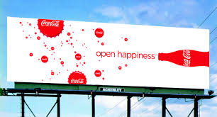 Coke Billboard Atlanta